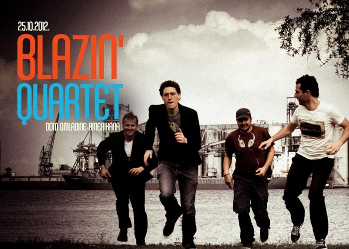 Blazin Quartet1